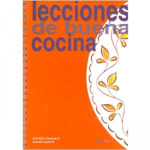 Lecciones de buena cocina