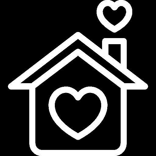 Icono cuidado casa