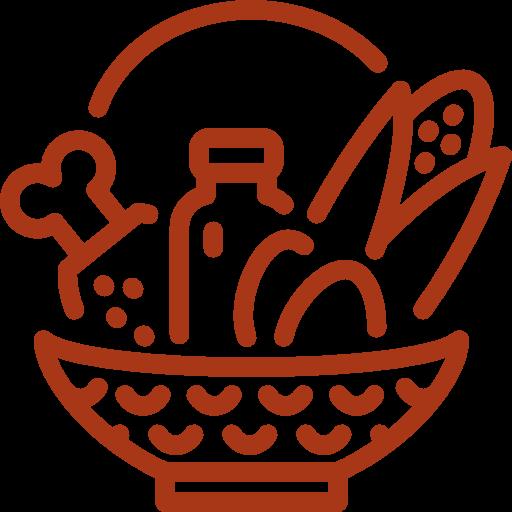 Icono del área alimentación y dietas