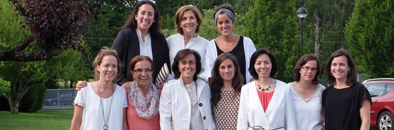 Imagen alumnas curso Ceicid 2015-2016