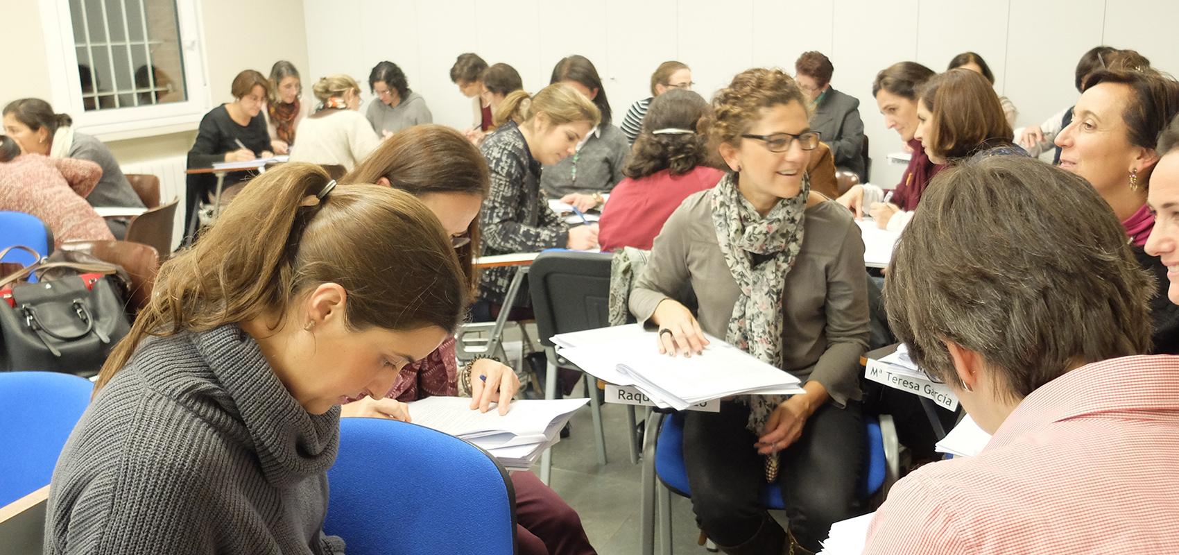 Jornada profesoras en el CEICID