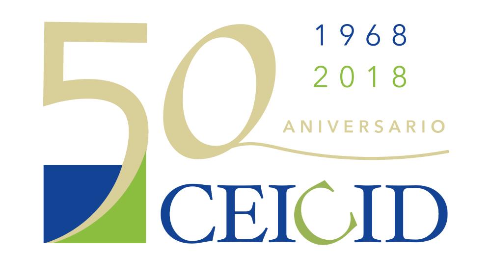 Logo 50 aniversario CEICID