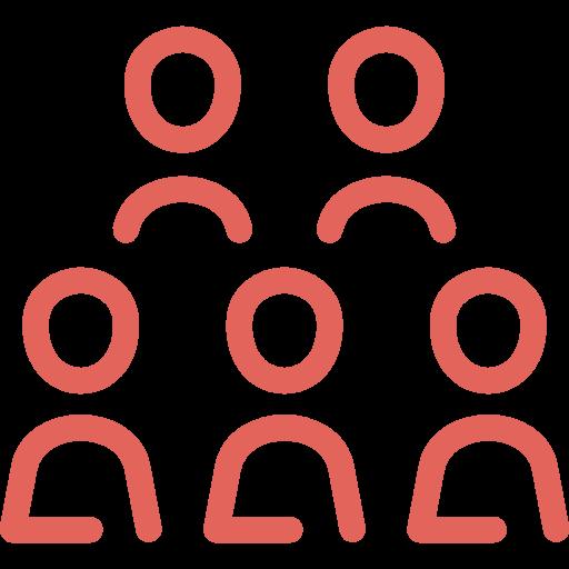 Icono equipo trabajo