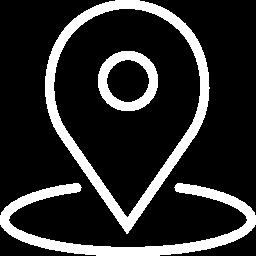 Icono localización mapa