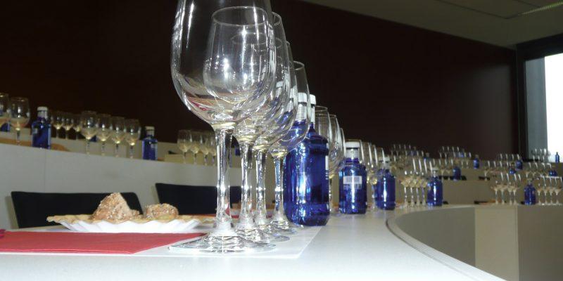 Cata de vinos en el Ceicid
