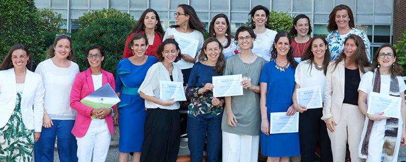 Entrega de diplomas en el Acto de Clausura del Ceicid del curso 2016-2017