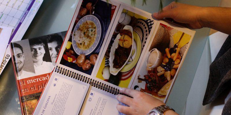 Libro de Recetas de Cocina