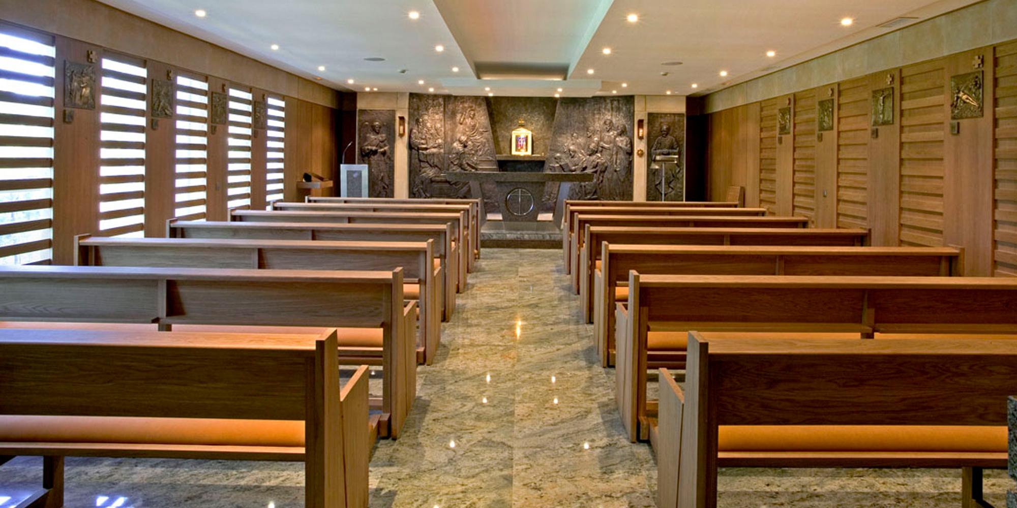 Oratorio de un centro