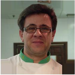 Pedro Merino. Cocinero
